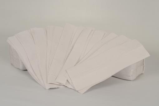 Skiko χειροπετσέτα C fold λευκή ( ΜΙΑ – ΜΙΑ )