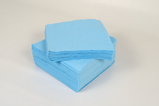 Skiko χαρτοπετσέτα πολυτελείας 33 χ 33 γαλάζια