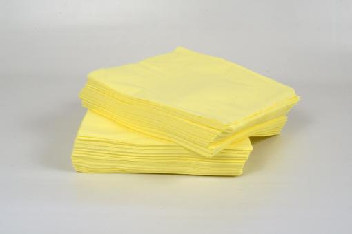 Skiko χαρτοπετσέτα πολυτελείας 40 χ 40 καναρινί