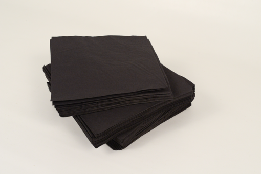 Skiko χαρτοπετσέτα πολυτελείας 33χ33 μαύρη
