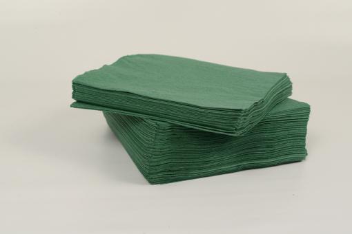 Skiko χαρτοπετσέτα πολυτελείας 33 χ 33 πράσινη